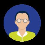 male avatar for testimonial